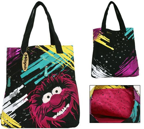 The Muppets: Animal's Rockstar Tote