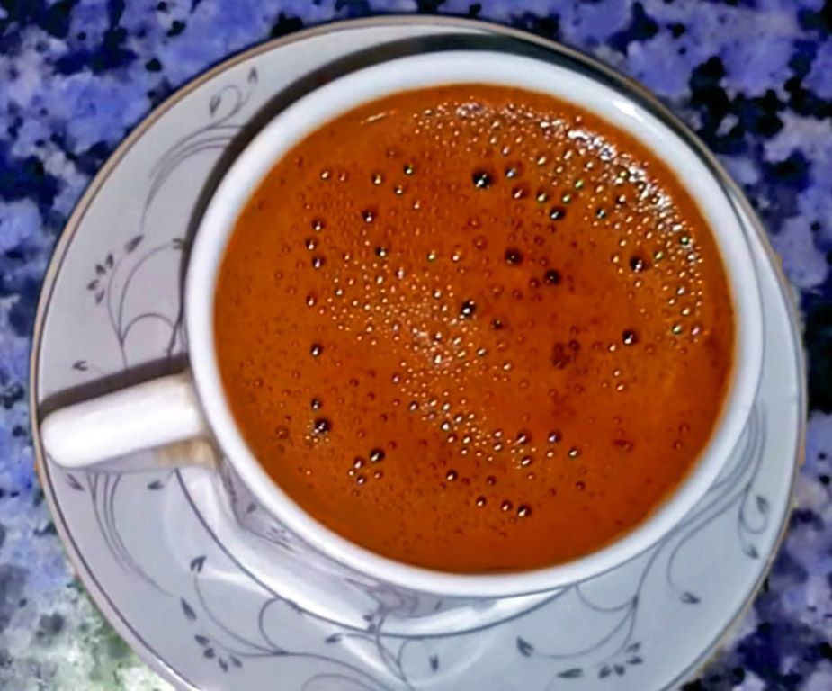 How to make turkish coffee and why would you want to