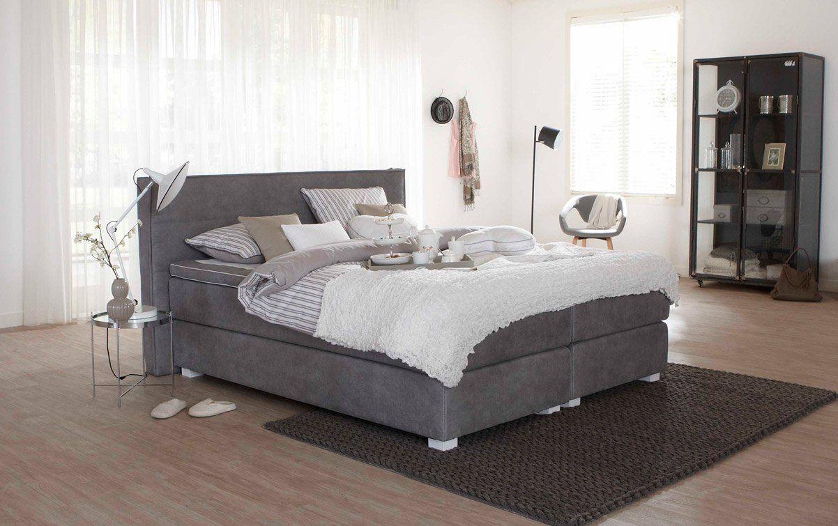 Swiss Sense Matras : Boxspring capella strato swiss sense bedroom slaapkamer