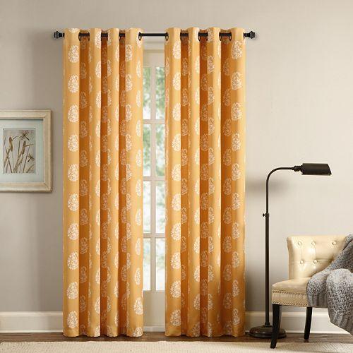 Sonoma Life Style Finley Curtain Curtains Curtains Kohls
