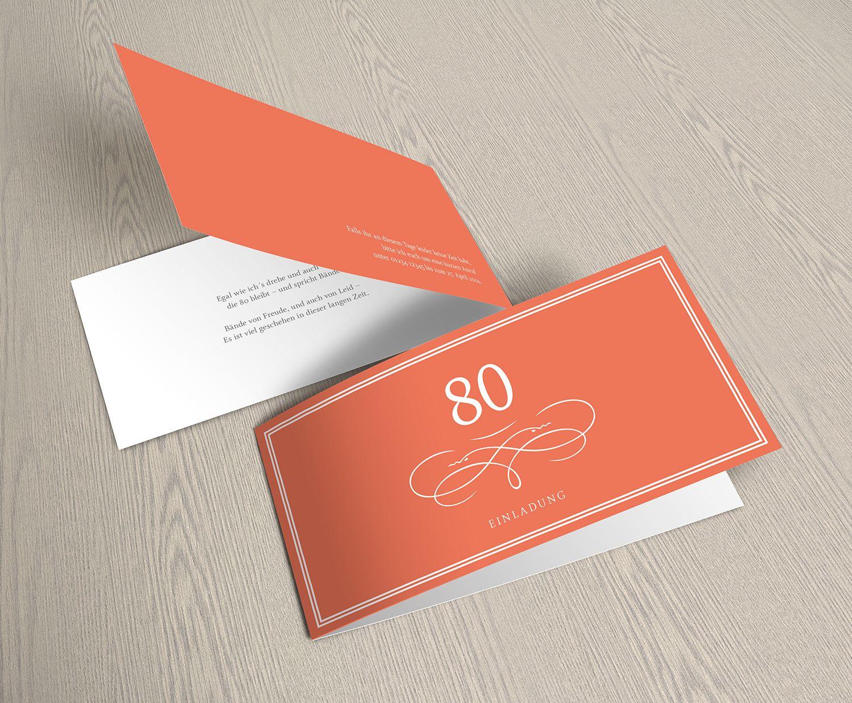 Individuelle Einladungskarten Zur Hochzeit Oder Geburtstag Ab 3,10 U20ac Pro  Stück.