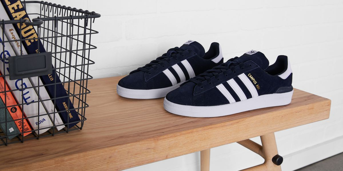 meet 146c4 57042 The Adidas Campus ADV Is a Modern Riff on a Classic Sneaker