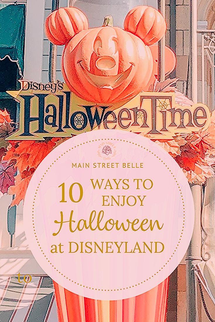 Photo of 10 Ways to Enjoy Halloween at Disneyland