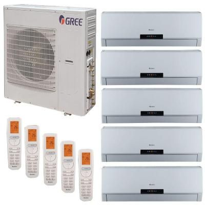Gree Multi 21 Zone 39000 Btu Ductless Mini Split Air Conditioner