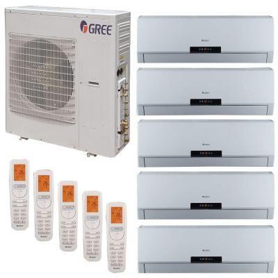 Gree Multi 21 Zone 39000 Btu Ductless Mini Split Air Conditioner