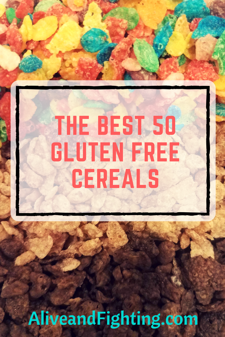 The Best 50 Gluten Free Cereals in 2020 (With images