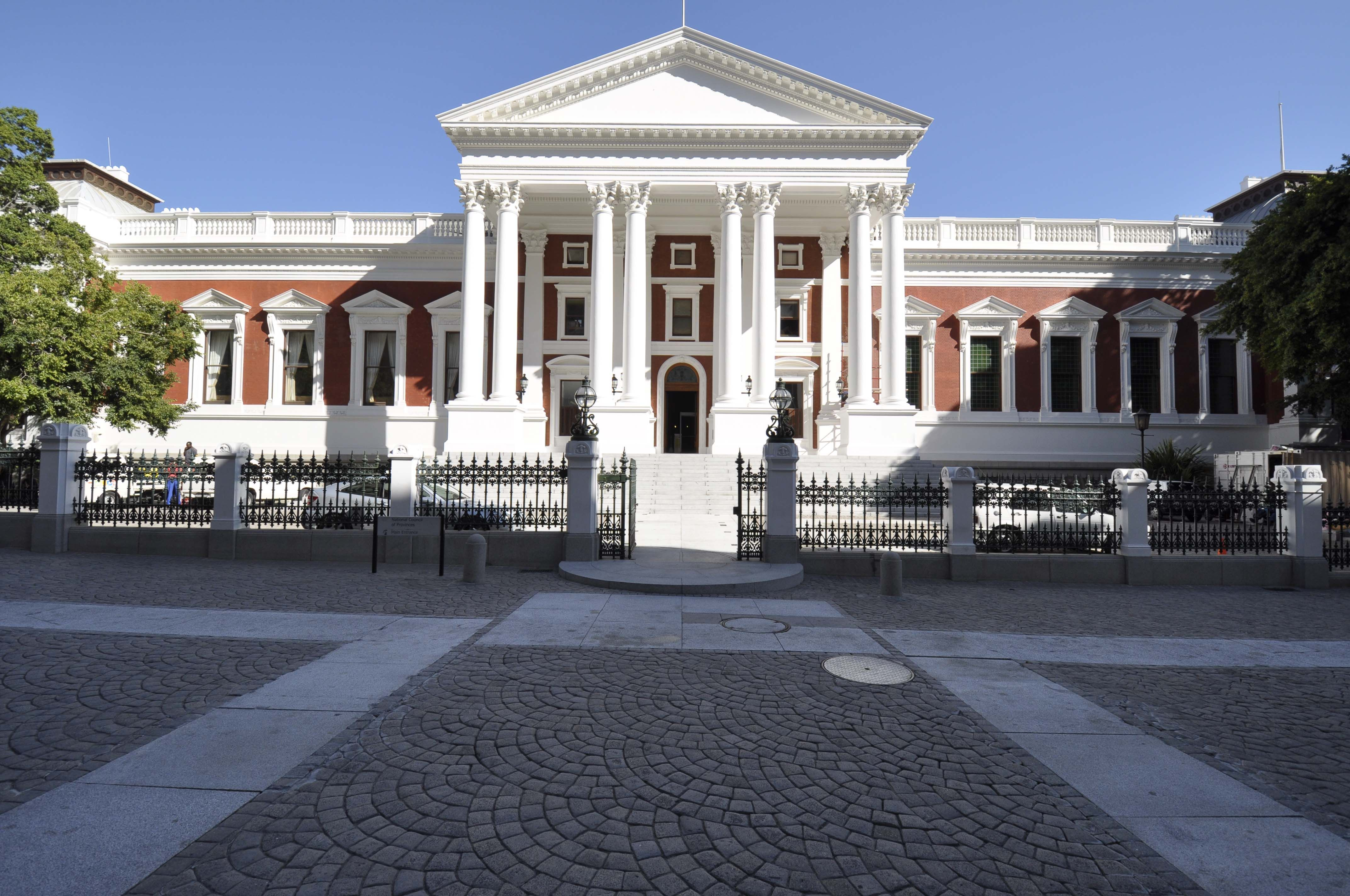 Image result for parliament cape town