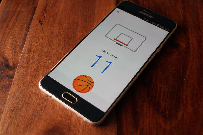 Here's how you can play Facebook Messenger's hidden basketball game