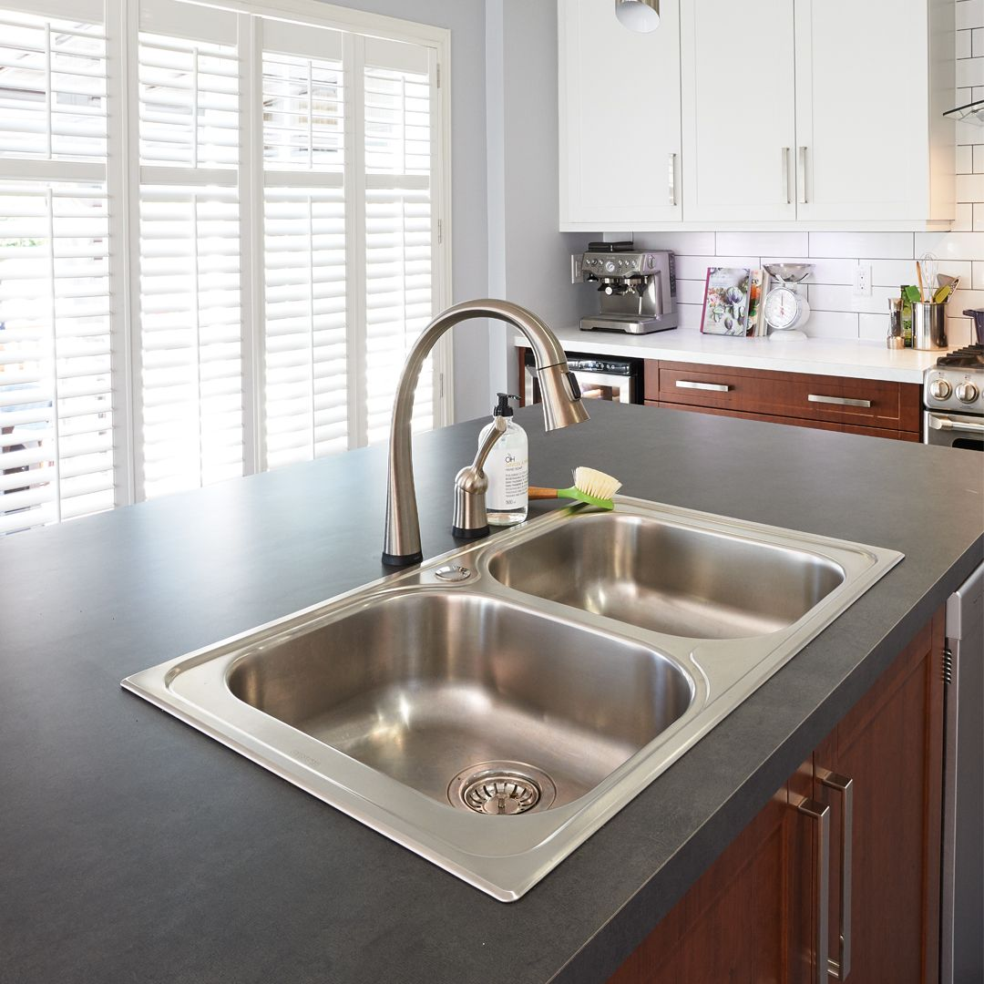 Kitchen Island Yes Or No: We Vote YES For Sink In Kitchen Island.