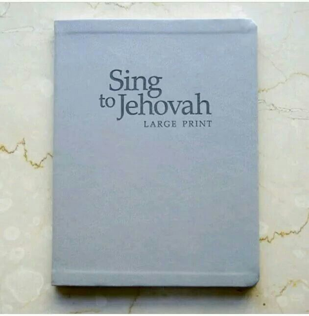 I CANNOT WAIT To Sing The New Songs! Especially Jehovah Is
