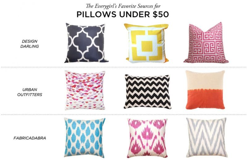 Favorite Sources For Pillows Welcome Home Pinterest Pillows