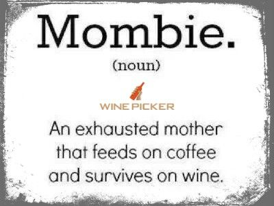 How many Mombies are out there!  #drinkwine #winemusic #wein #winelovers #vino #winemoments #vinho #friendswine #wineapp #onlinewinecellar #bestwineapp #foodandwine #winepicker