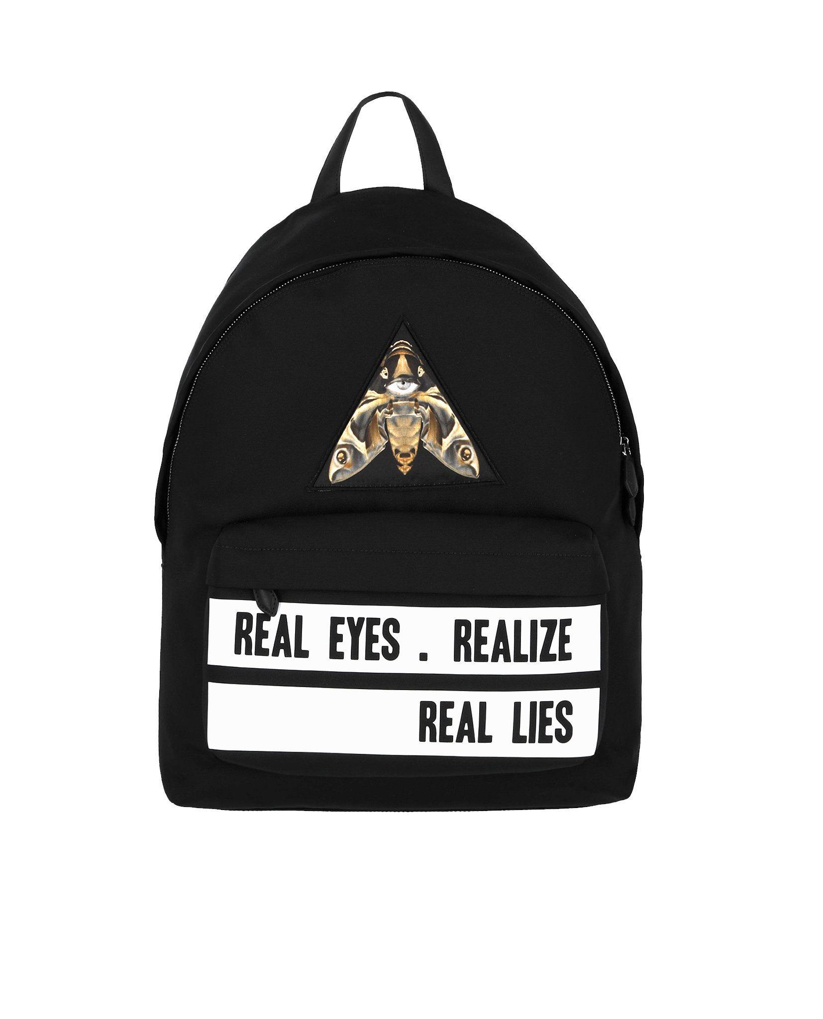 Givenchy Real Eyes Realize Real Lies Backpack  1cbc4100411f9