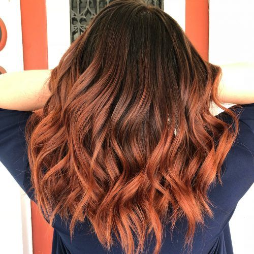 10+ Best Copper Hair Color Shades for Every Skin Tone in 2020