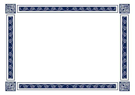 Diplomas Online Plantillas para diplomas y certificados con bordes - certificado de reconocimiento para imprimir