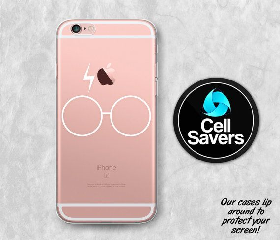 coque iphone 6 harry potter lunettes
