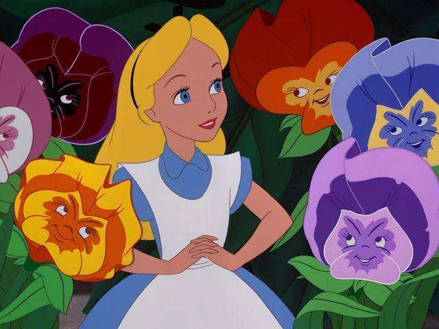 can you recognize the most famous disney characters just from their