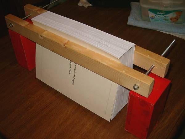 Come rilegare fotocopie in casa in modo facile ed