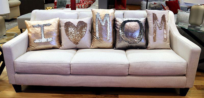 New @ Hm: Mermaid Pillows at Homemakers #mermaid #mermaidpillows #bling #accentpillows