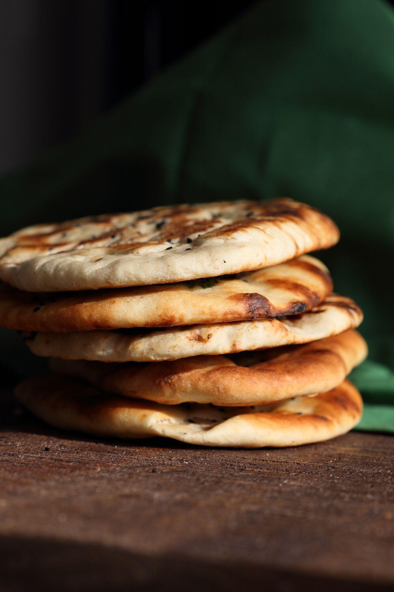Vegan Naan Recipe Indian Naan Flatbread Garlic Naan Avoado Naan Vegan Veganricha Veganrichasindiankitchen Ve Vegan Recipes Healthy Vegan Recipes Recipes