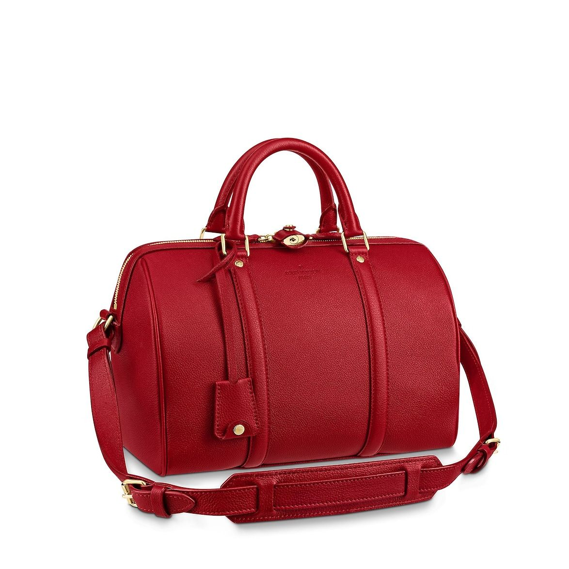 9624f1c9fe45 View 1 - Other leathers HANDBAGS Top Handles SC Bag PM
