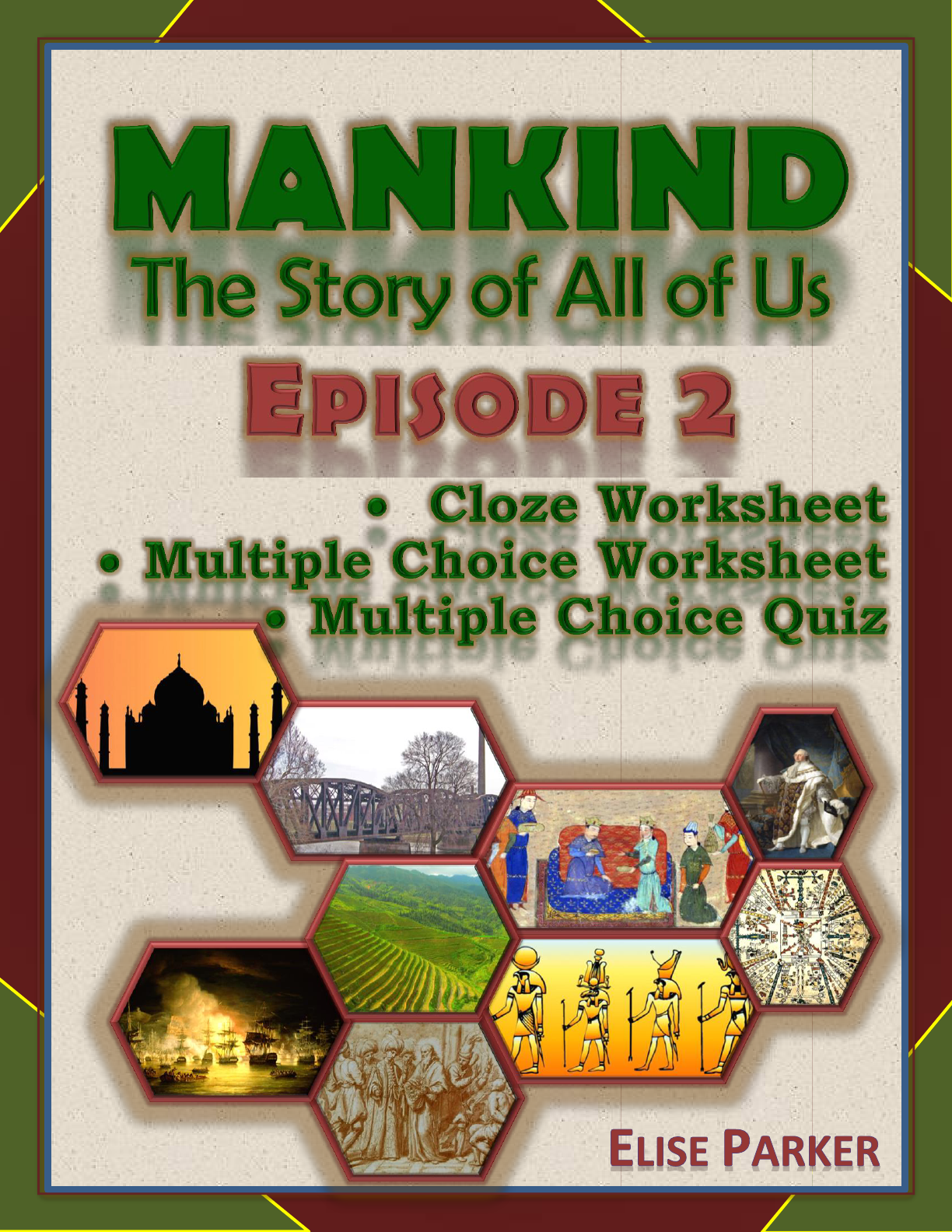 Mankind The Story Of All Of Us Episode 2 Worksheets And