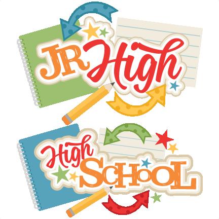 jr high and high school titles 2016 08 14 clip art pinterest rh pinterest co uk high school clipart images high school clipart free