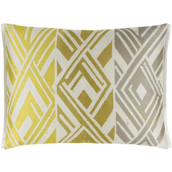 Designers Guild Valbonella Alchemilla Cushion Silk Blend 60x45cm (£95) ❤ liked on Polyvore featuring home, home decor, throw pillows, rectangle throw pillow, rectangular throw pillows, inspirational home decor, jacquard throw pillows and inspirational throw pillows