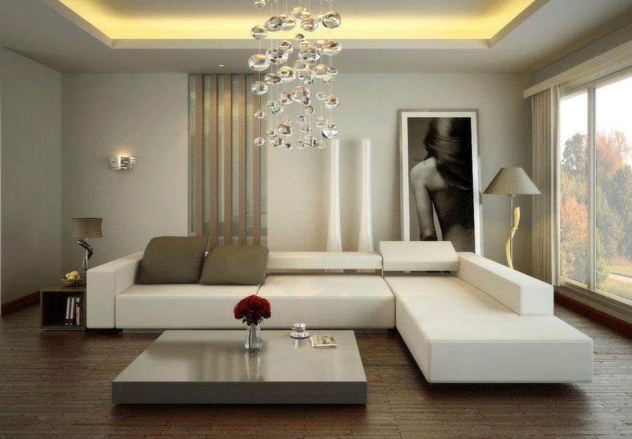 Casi minimalista salones modernos pinterest sal n for Decoracion cielorrasos