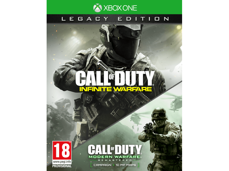 Genial Activision Call Of Duty Infinite Warfare Edition Legacy Fr Uk Xbox One Chez Media Markt Plus De Jeux Ici H Call Of Duty Playstation Vijanden