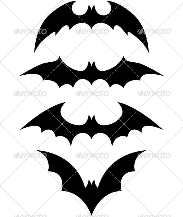 Bat template Trick or treat Pinterest Bat template, Bats and