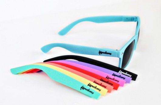 ce3747ea54a9 Kameleonz sunglasses Blue Sunglasses