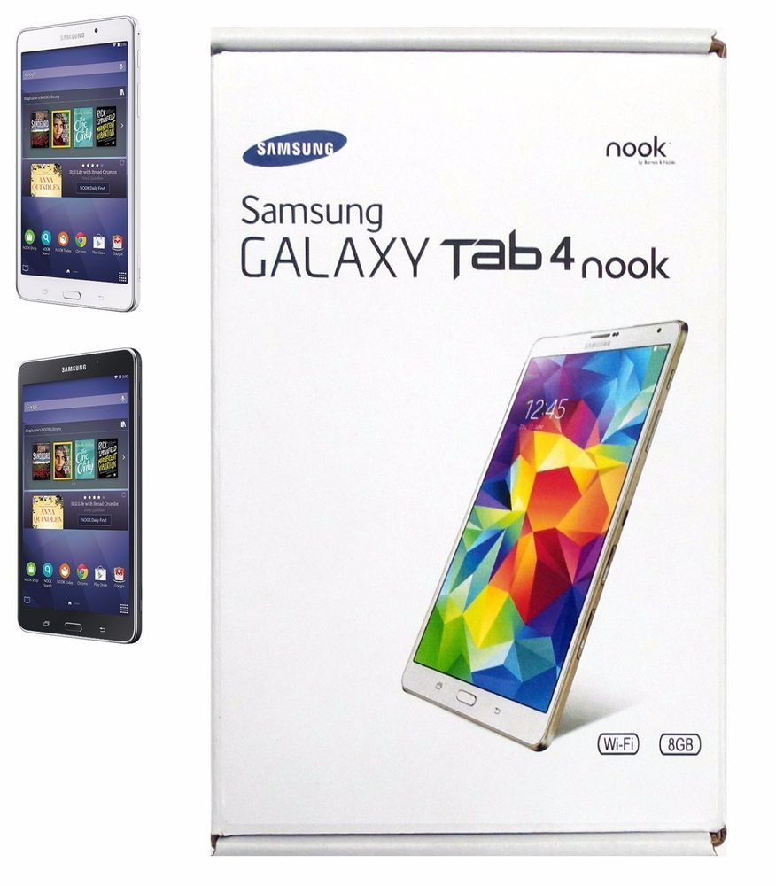 Details about Samsung Galaxy Tab 4 NOOK Edition 8GB Tablet