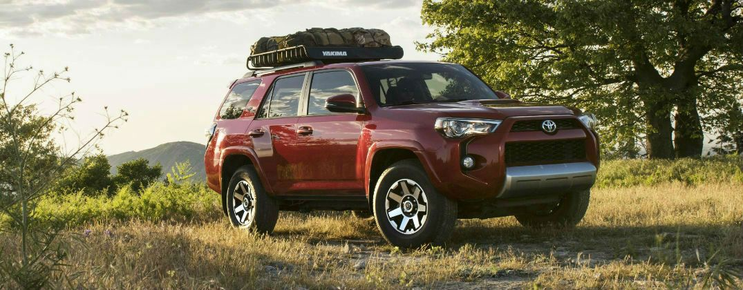 Take a closer look at the 2017 Toyota 4Runner TRD OffRoad
