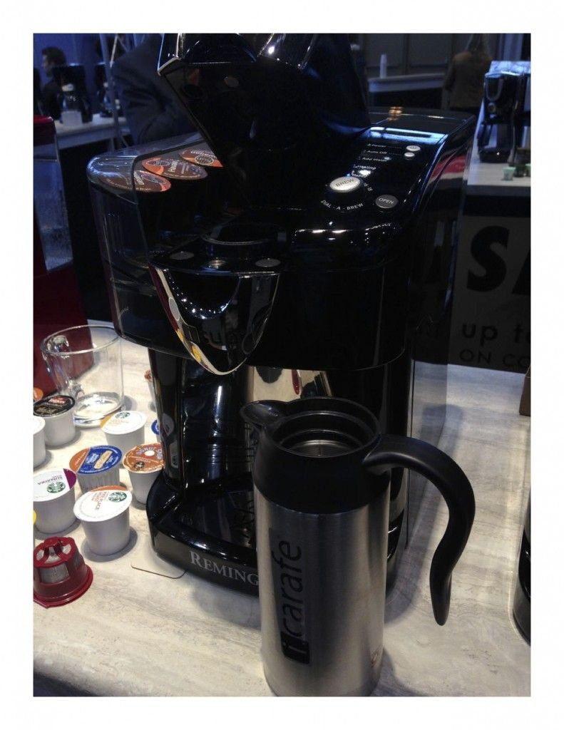 Tru Single Serve Coffee Maker Extra Fast Pot Hybrid Brewers