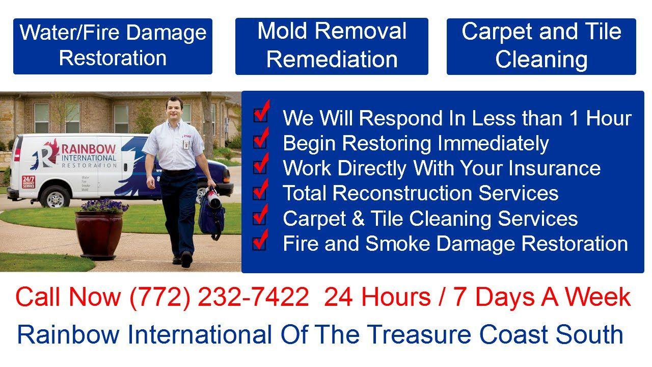 Carpet Cleaning Stuart Fl Rainbow International Treasure Coast