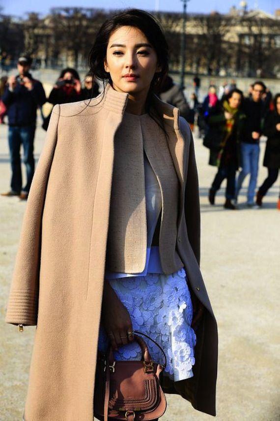 Camel Coat Crush   Blog Love   The Urban Silhouette
