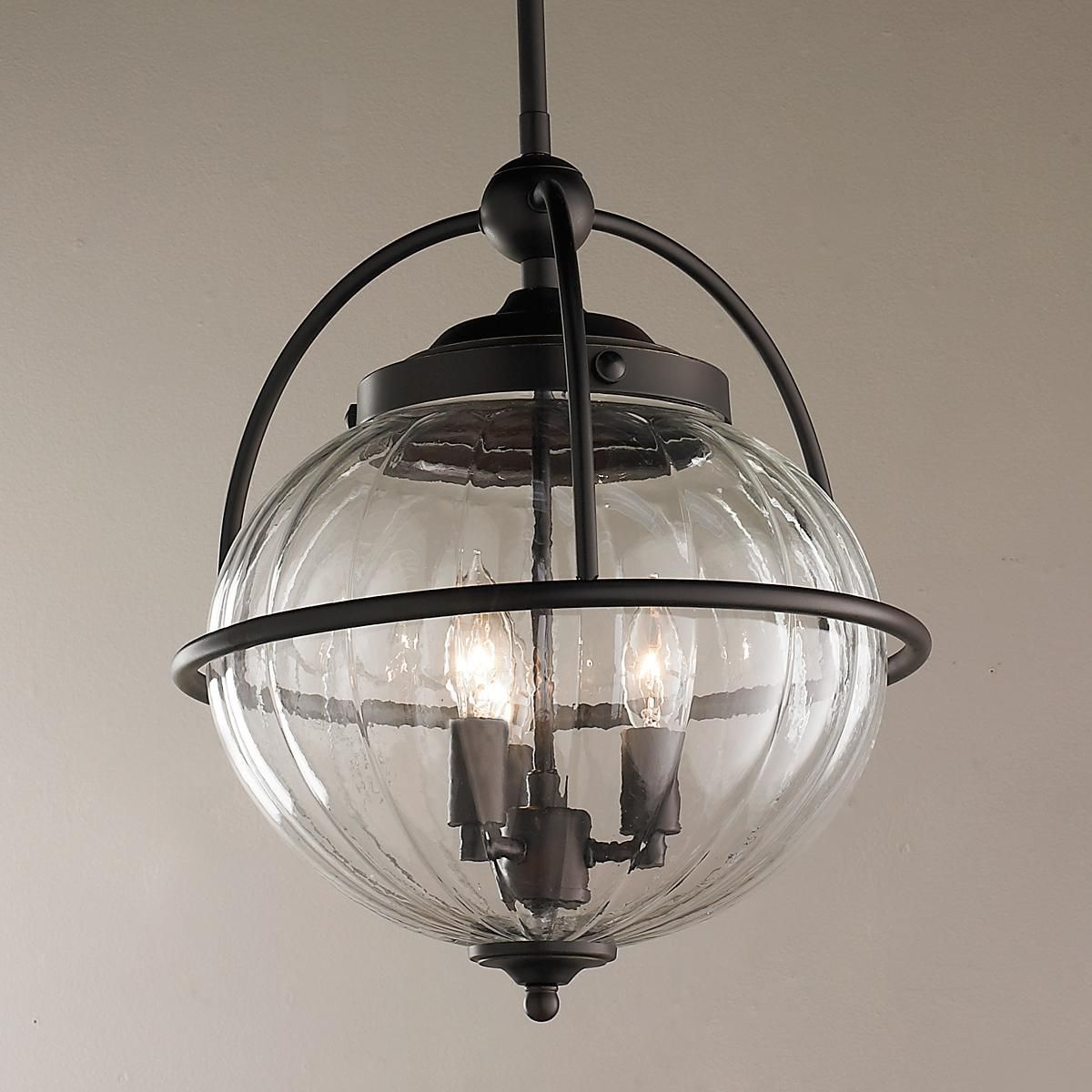 Nautical Light Fixtures Kitchen: Nautical Lantern Style Pendant - Large
