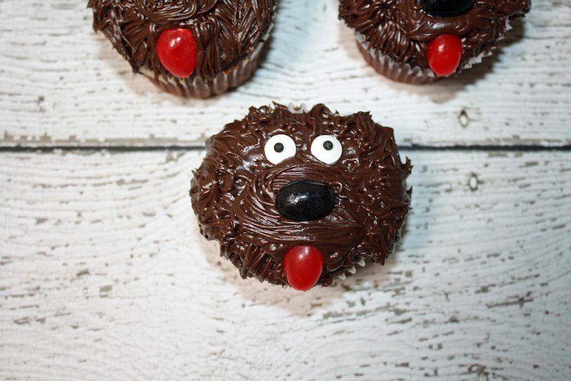 The Secret Life Of Pets Duke Cupcakes Secret Life Dog Cupcakes
