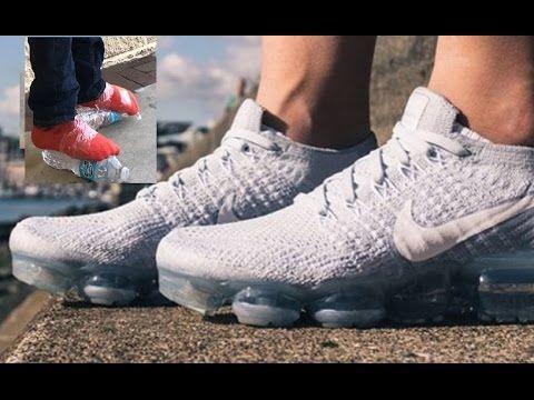 Nike Air VaporMax Custom Sneaker Review On Feet
