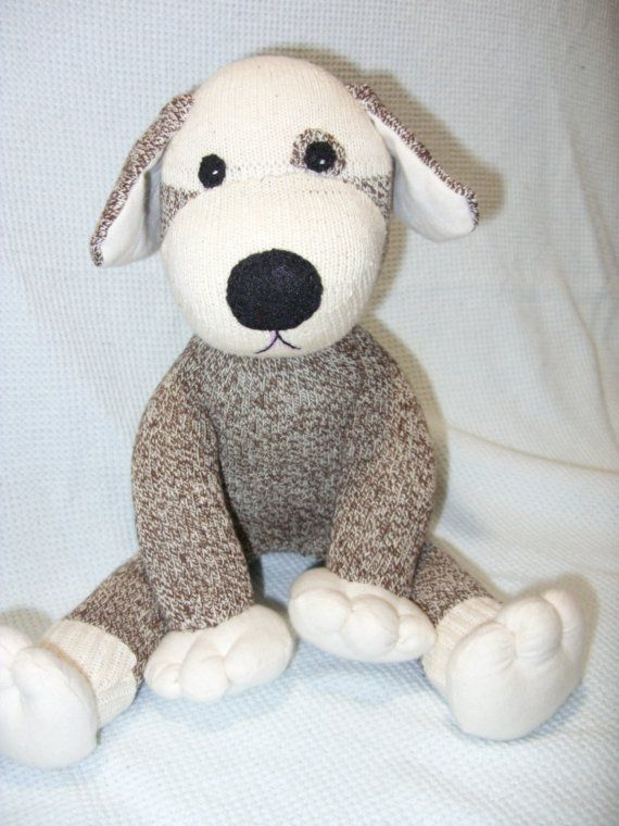 Opinion Sock puppy toy vintage