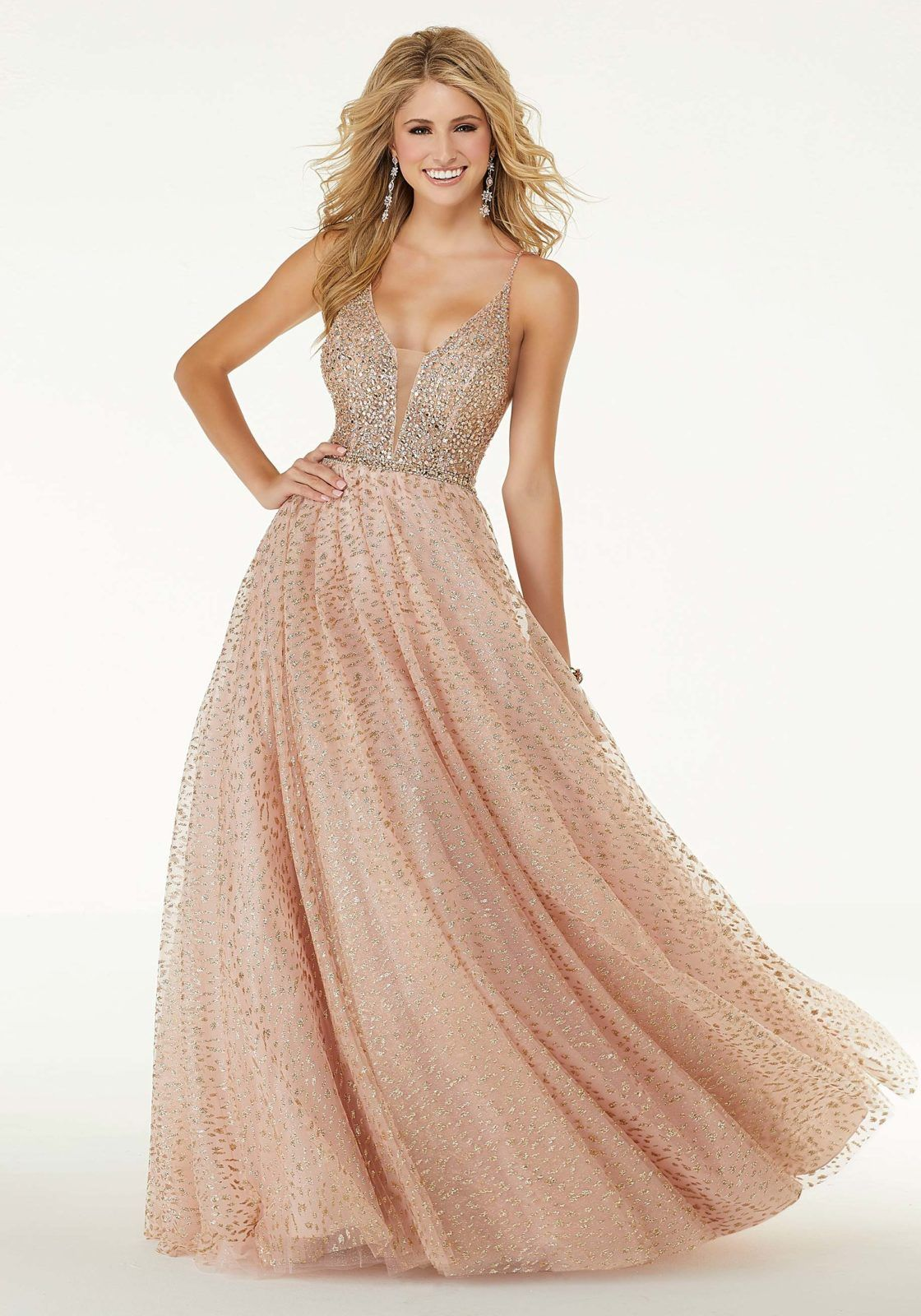 Glitter Beaded Ballgown Prom Dress Stunning Prom Dresses Prom Dresses Ball Gown Prom Dress Stores [ 1600 x 1120 Pixel ]