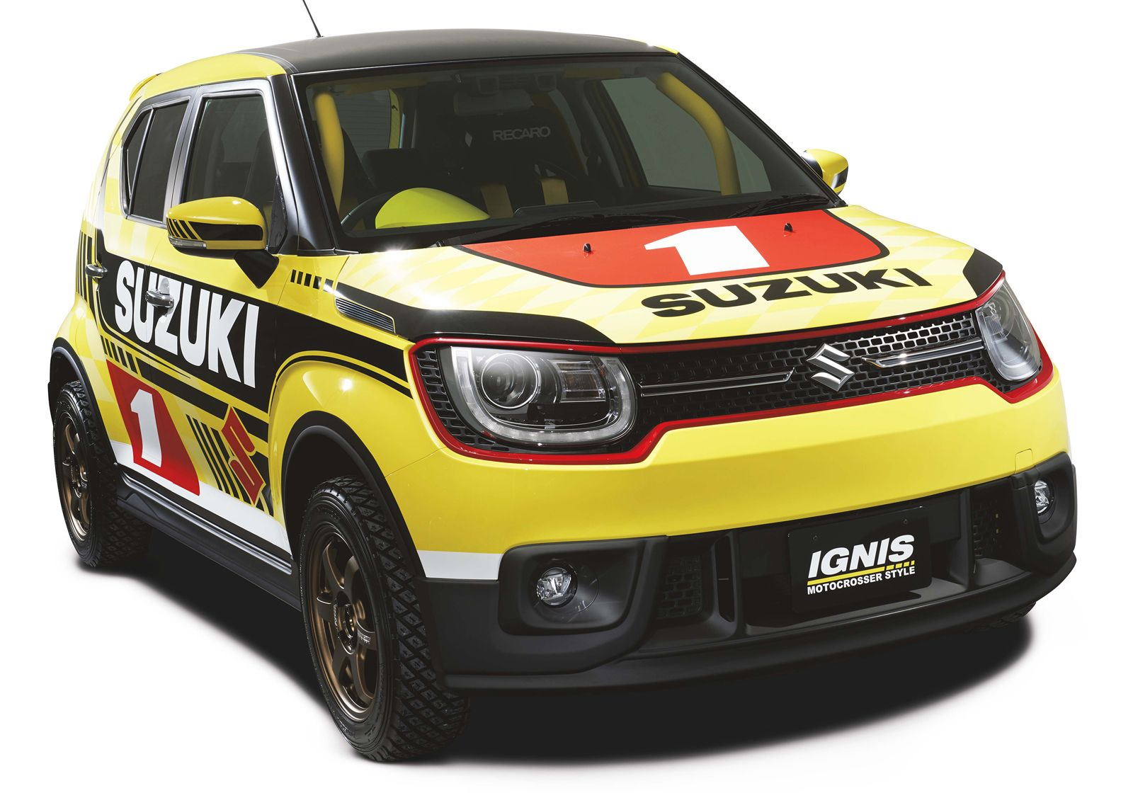 The New Suzuki Swift Looks Like It Would Make A Cool Racer New