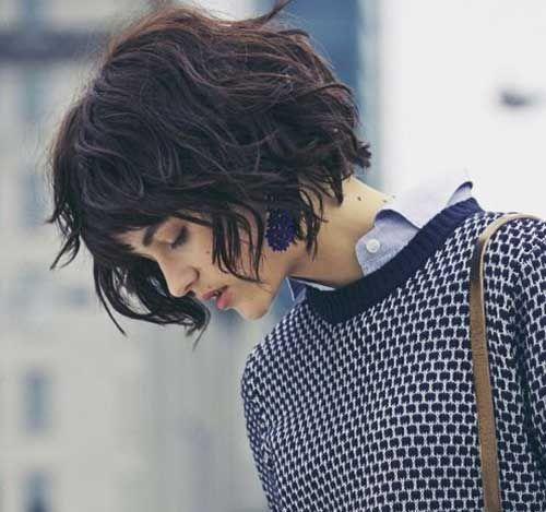 15 Best Bob Hairstyles For Wavy Hair   Bob Haircut