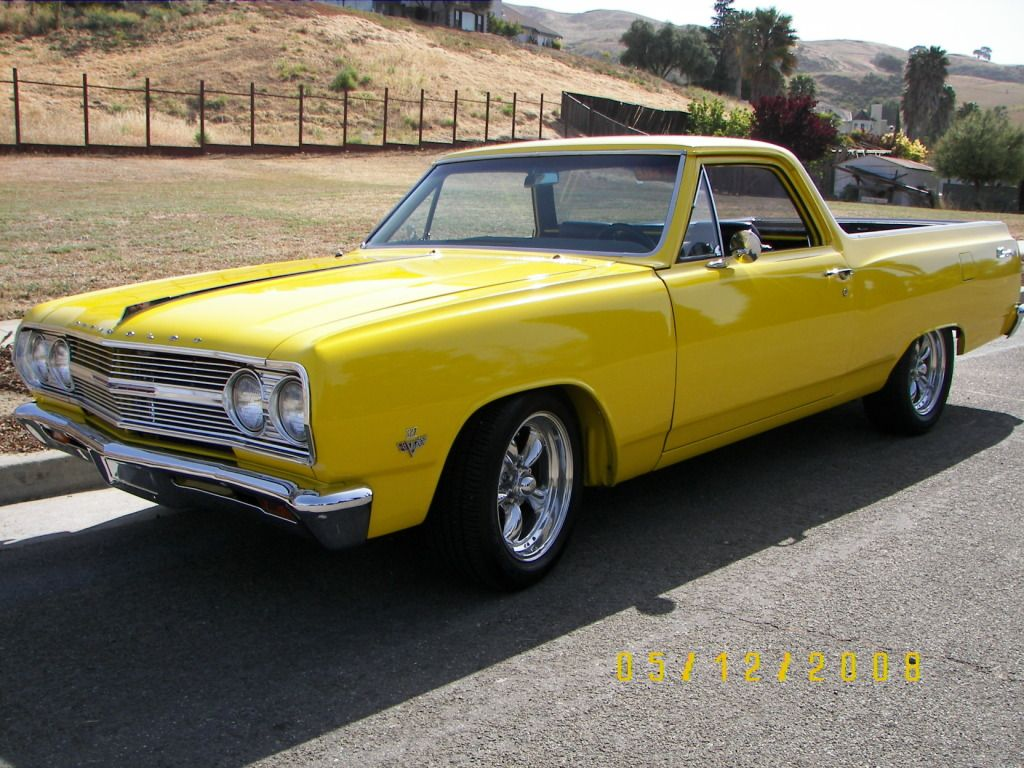 Chevy El Camino. Find parts for this classic beauty at