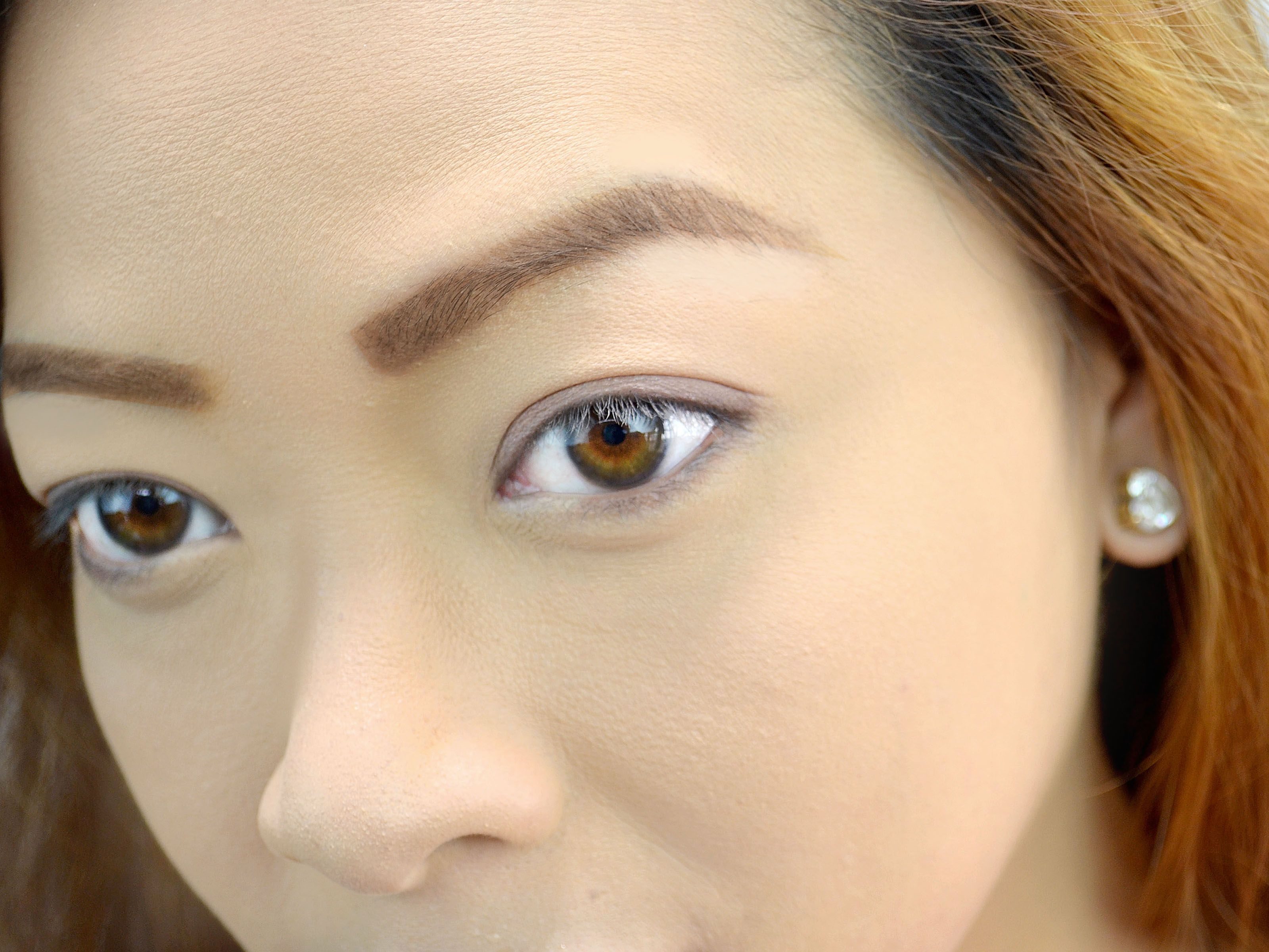 Draw On Your Eyebrows Eyebrow Brows And Hair Makeup