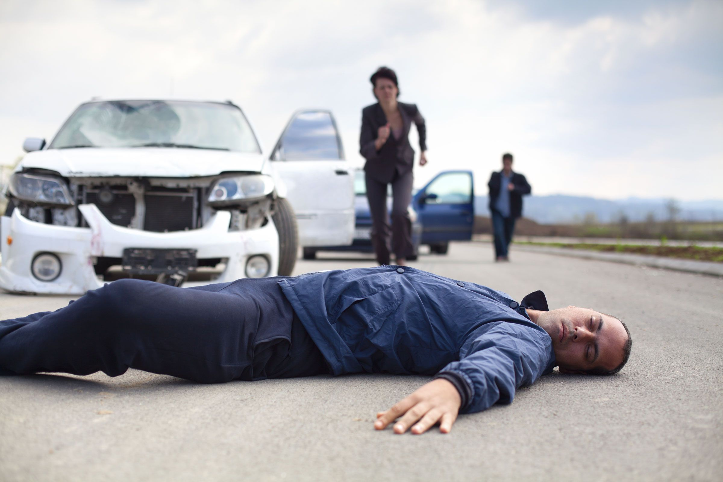 Getting Help As A Pedestrian Injured In A Car Accident