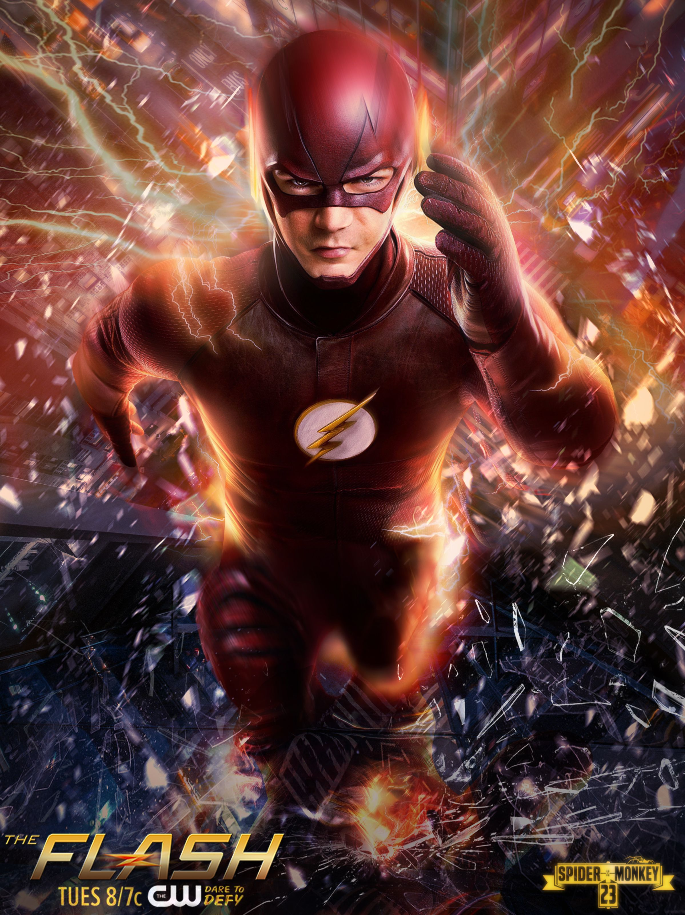 The Flash Sezon 3 ep 01-08