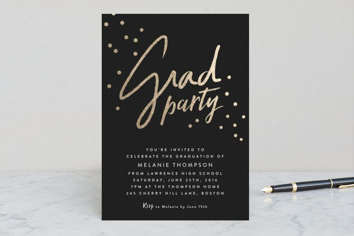 Confetti Party by Hooray Creative at minted.com