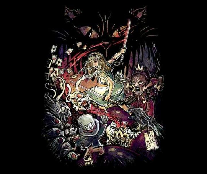 Alice in zombie land